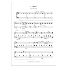 Adrift (from Piano Pages) DIGITAL - Iain James Veitch